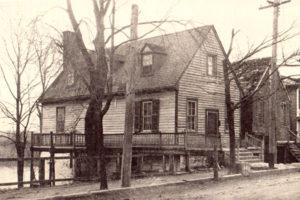 Silversmith House, c. 1929.