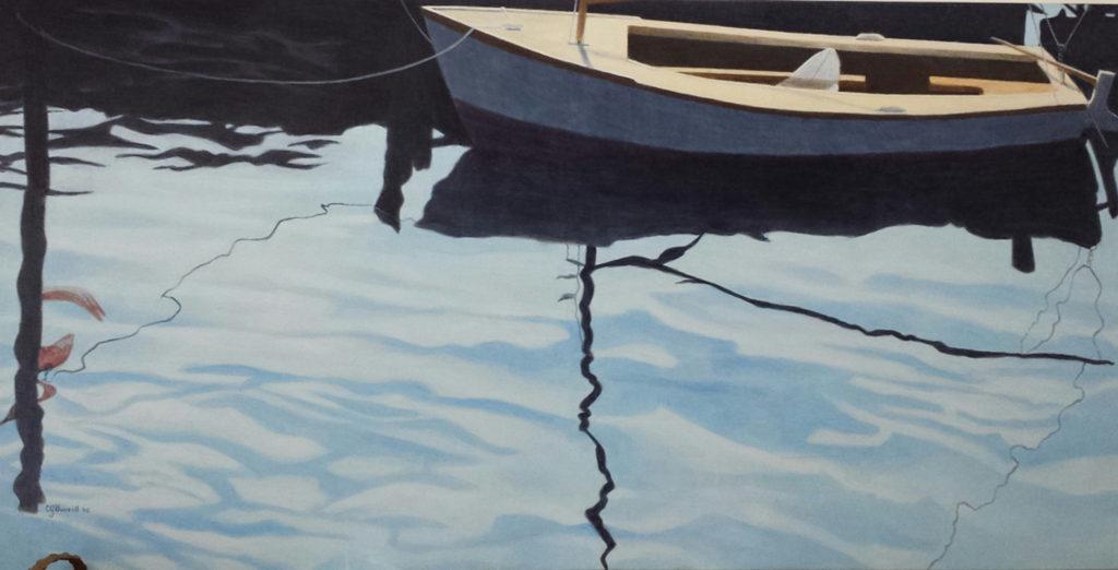 Mooring by Charlotte Burrill (Jan-June 2017, CBTC)