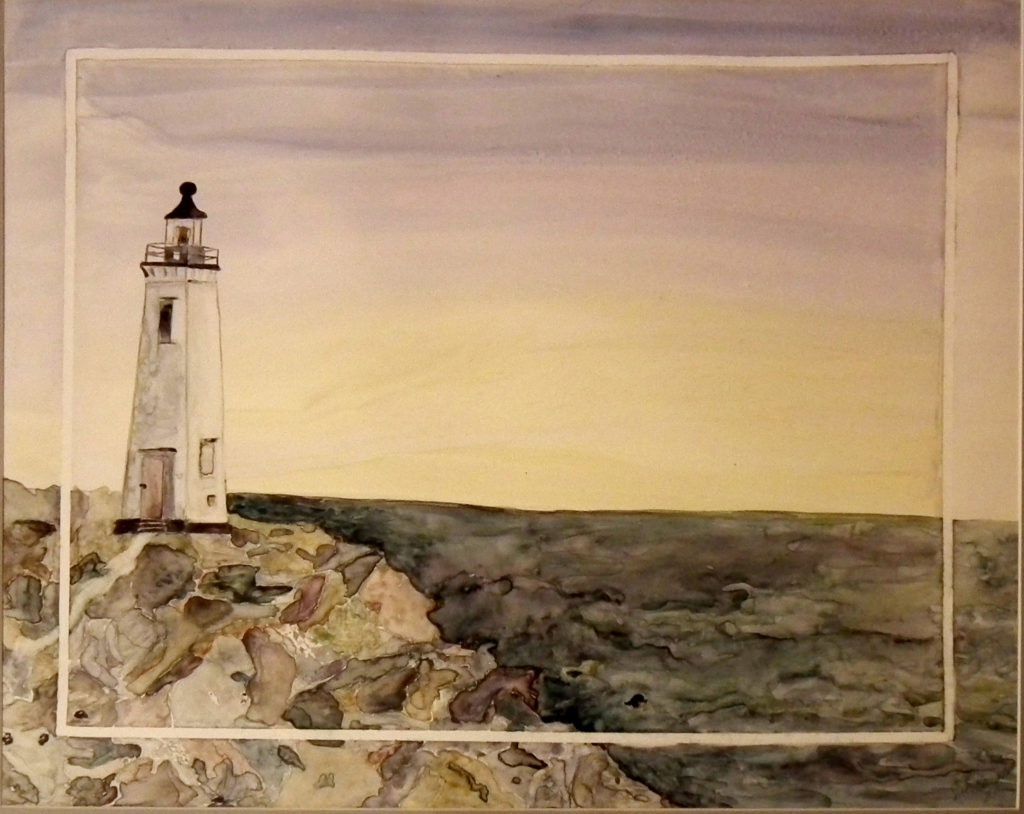 On the Shoreline by Sue Henderson (Jan-June 2017, CBTC)
