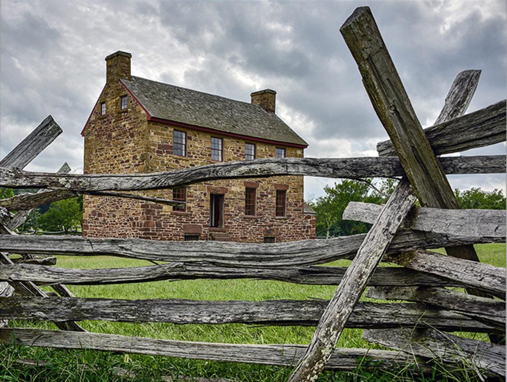 Stone House by David Kennedy (June-Sept 2017, CBTC)