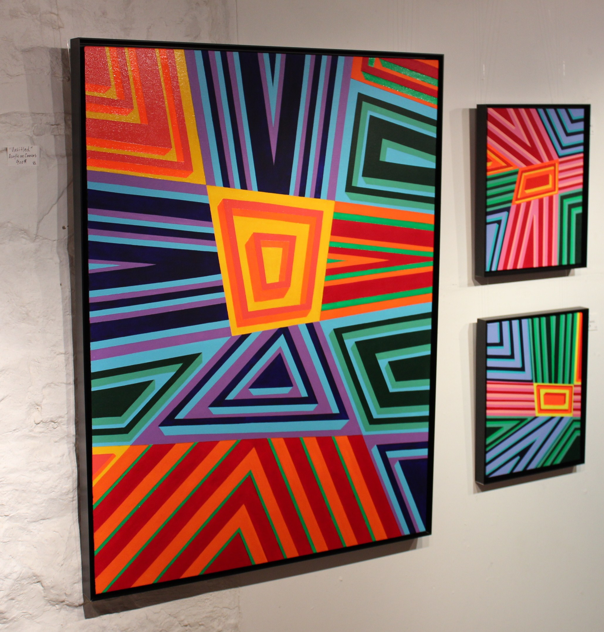 Work by Eric May (MG: January 2012)
