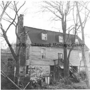 Silversmith House, 1958