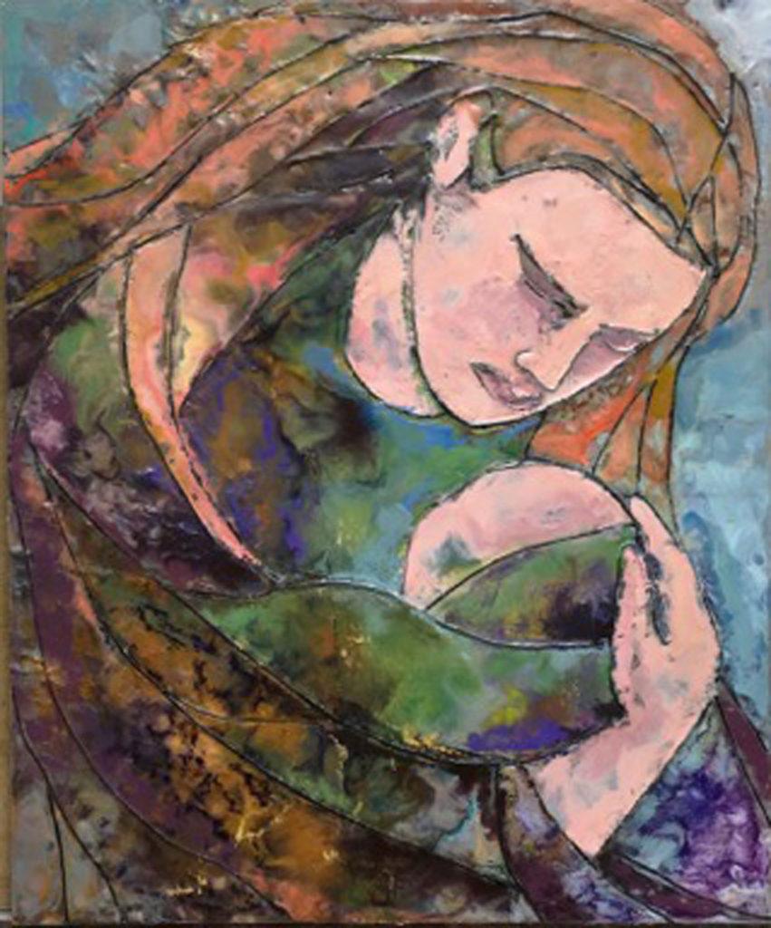 Mother by Sally Rhone-Kubarek (CBTC: Oct. 2017-Jan. 2018)