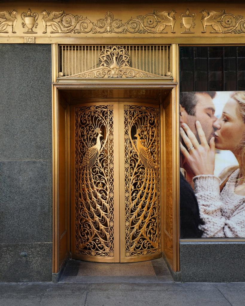 L.C. Tiffany Peacocks Spark a Kiss by Deborah Herndon (CBTC: Jan.-June, 2018)