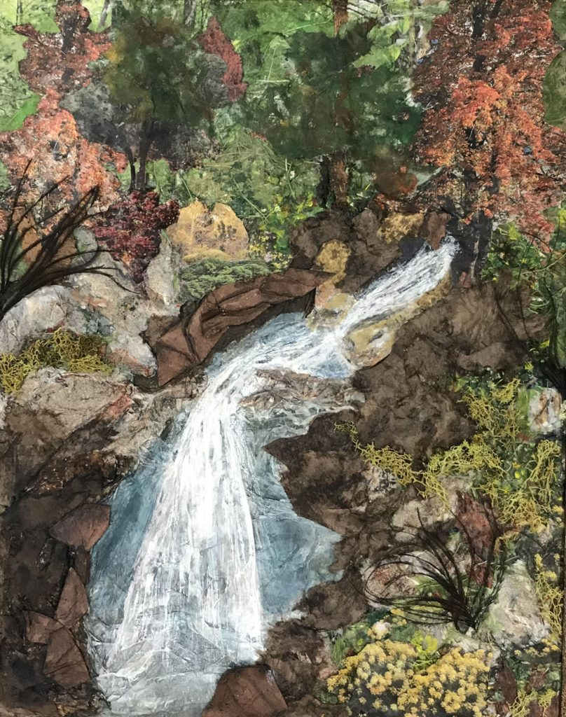 Nature by Kathleen Mullins (CBTC: Jan.-June, 2018)