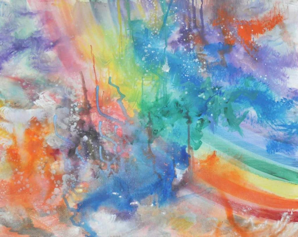 Where Rainbows Go to Play by Peggy Wickham (CBTC: Jan.-June, 2018)