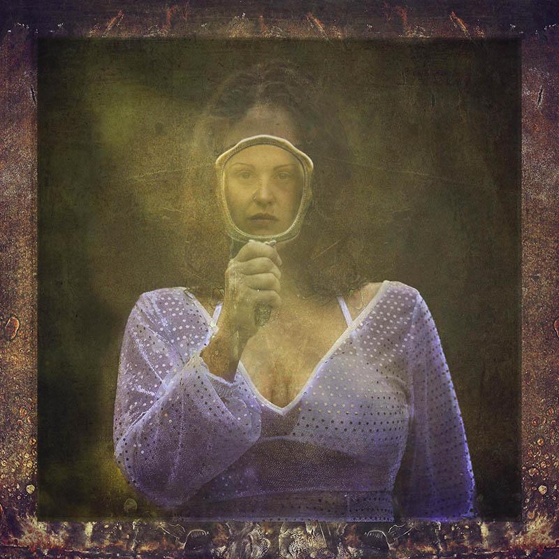 Identity Crisis, work by Rebecca Carpenter (MG: September 2018)