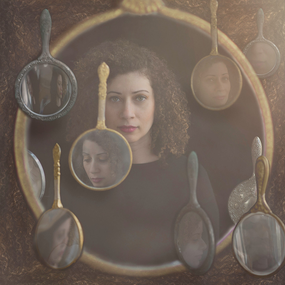 Wheels Spinning, work by Rebecca Carpenter (MG: September 2018)