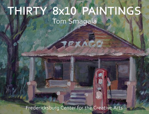 Postcard, a painting by Tom Smagala (MG: May 2013)