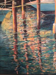 Twilight Harbor by Karen Julihn (CBTC June-Sept 2018)