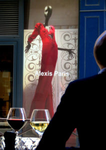 A Wine and Fashion by Penny Parrish (CBTC: February 2019)