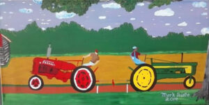Tractor Pull 2019 by Mark Prieto (CBTC: July 2019)