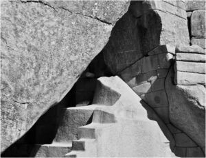 Ancient Angles, Photography by Karie Anderson, 10in x 13in, $95 (September 2019)