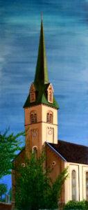 St. George Church by Suzi Bevan (CBTC October 2019)