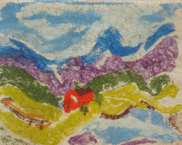 Mountains by Marilyn Hayes (MG: April 2016)