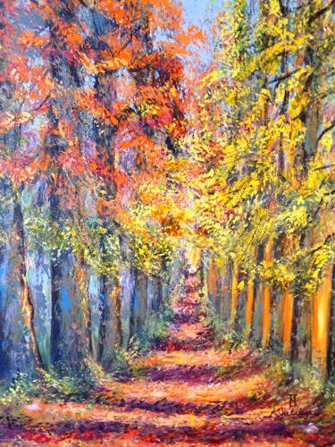 Walk in the Woods by Karen Julihn (MG: March 2016)