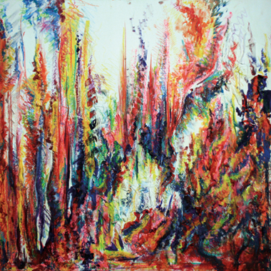 Forward 1 by Katy Shepard (MG: January 2015)