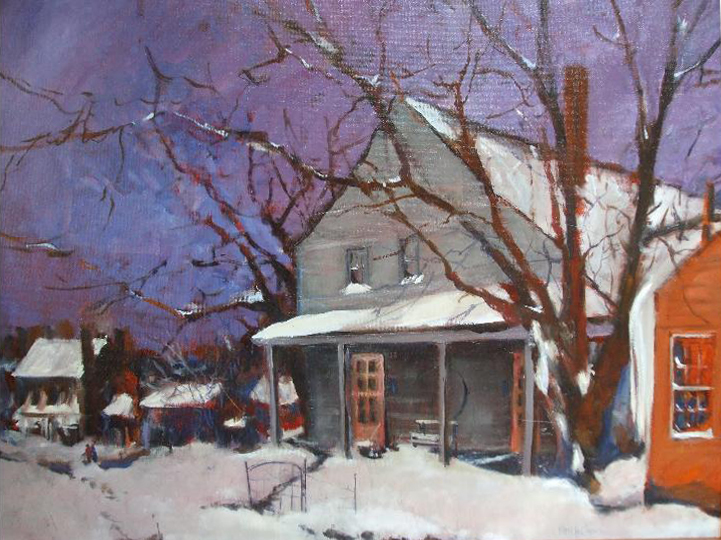 Old Cambridge Street by Marcia Chaves (MG: February 2016)