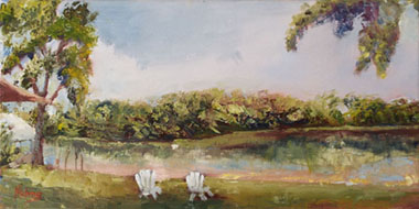 Potomac Days by Nancy Wing (MG: March 2015)