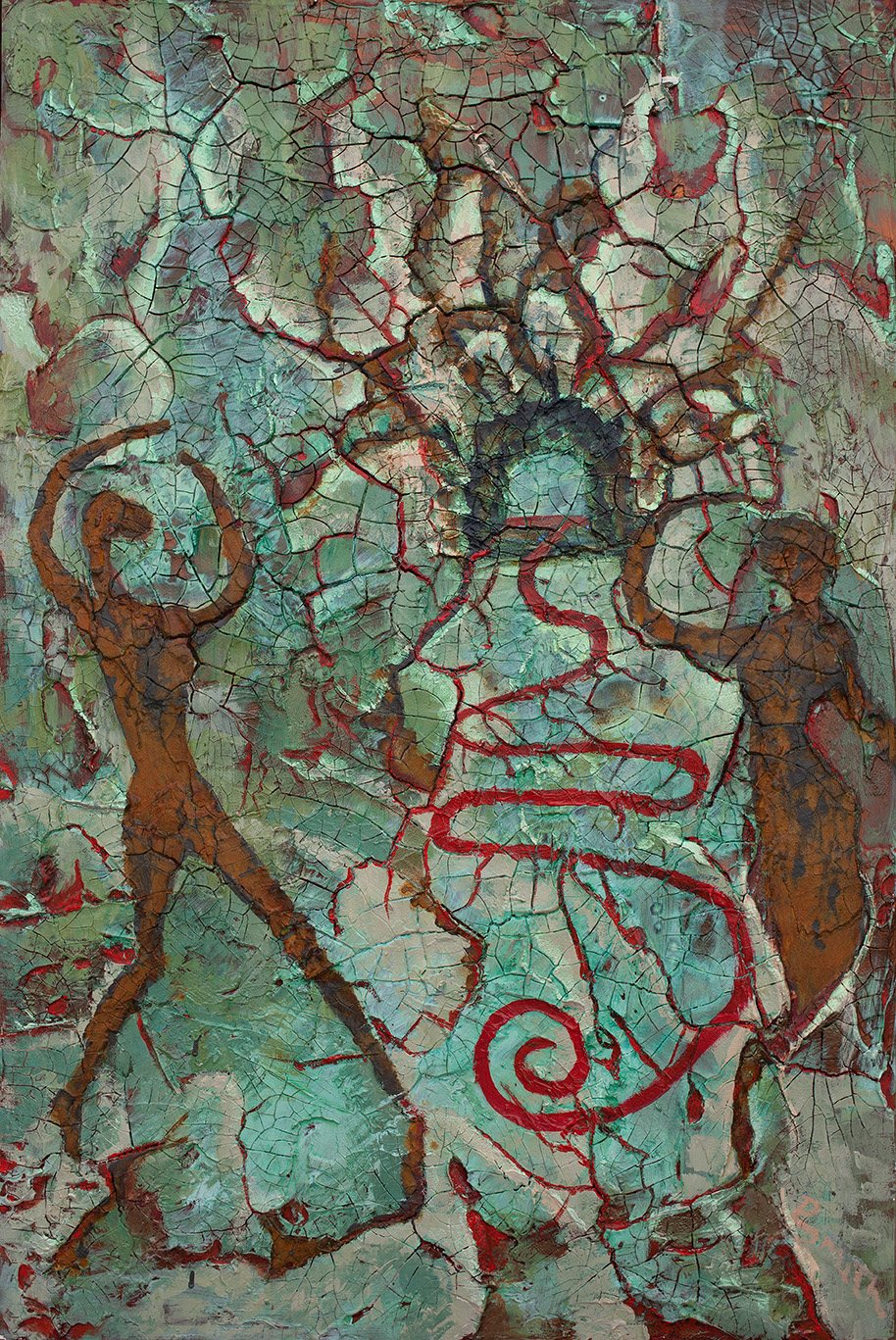 Gaia Unraveling by Patricia Smith (MG: September 2014)