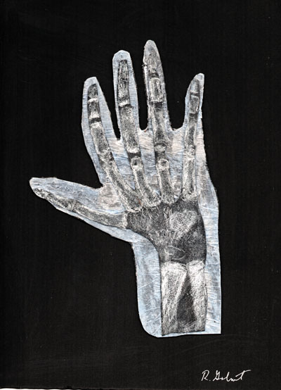 Child's Hand Small by Ruth Golmant (MG: June 2015)