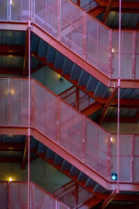 Stairway, Photography by Matthew DeZee, 18in x 12in, $275 (Feb-May 2020 CBTC)