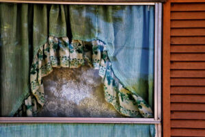 Curtained, Photograph by Norma Woodward, 12in x 18in, $125 (March 2021)