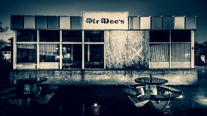 Mr. Dee's, Photograph by Michael Land, 9.5in x 17in, $175 (April 2021)