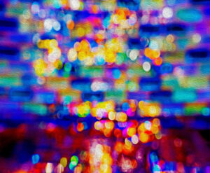 Shimmer, Digital Photo Illustration by David Kennedy, 14in x 17in, $175 (April 2021)