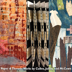 May 2021: Paper and Threads