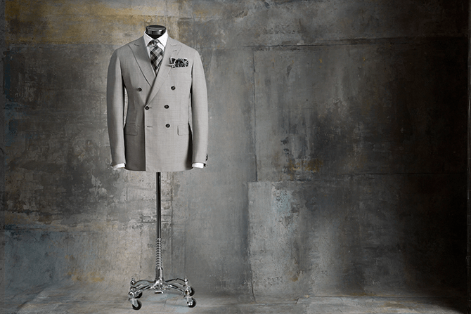 Custom Suits for Men | Executive Wardrobe by Lou Deal