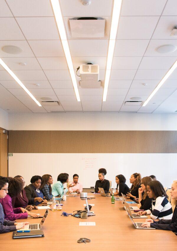 A Toast to Female Leadership
