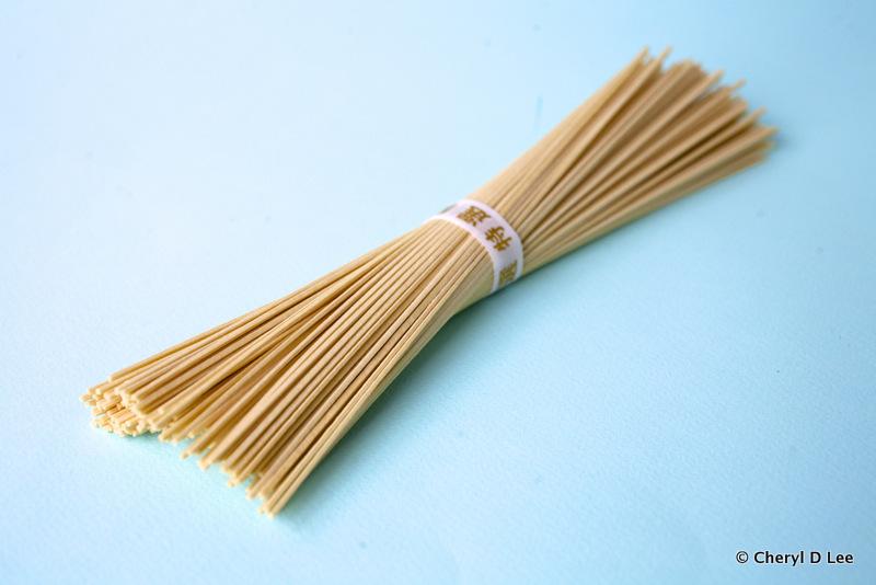 Ramen Noodles | Black Girl Chef's Whites