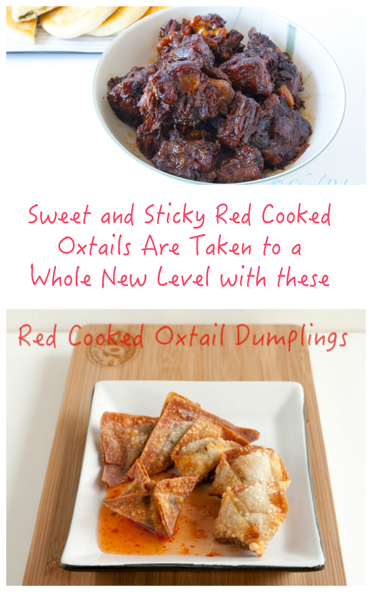 Red Cooked Oxtails Are Taken to a Whole New Level!