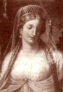 The princess Sichelgata
