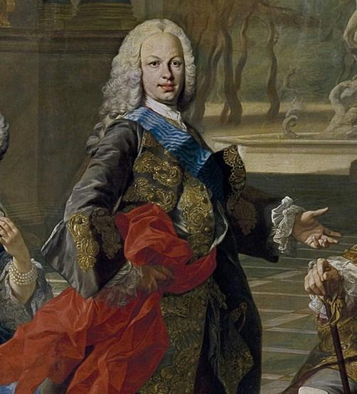 Il re Ferdinando VI