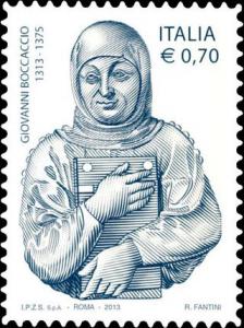 boccaccio_francobollo