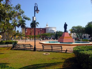 Plaza de Santa Ana (oficialmente Andrés Quintana Roo).