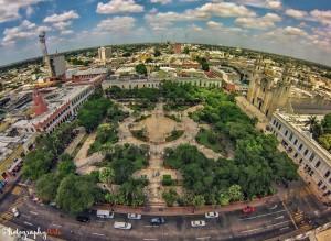 La Plaza Principal de Mérida (oficialmente de la Independencia) por Photographyarte.