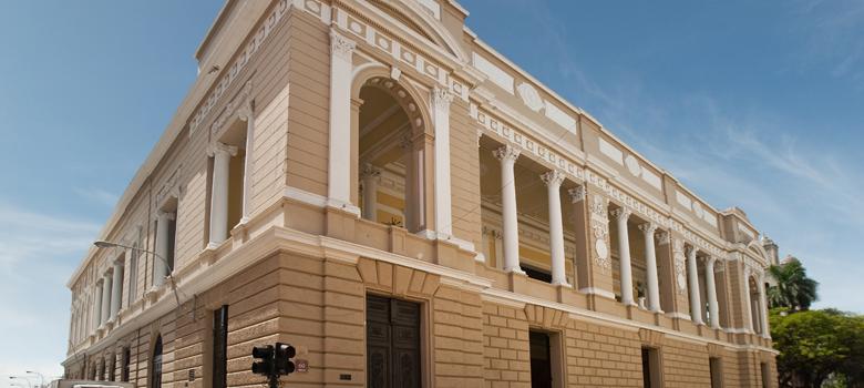 Teatro José Peón Contreras.