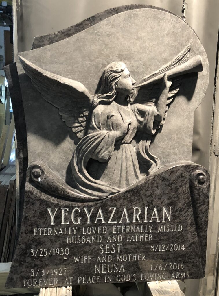 Angel Monument 27
