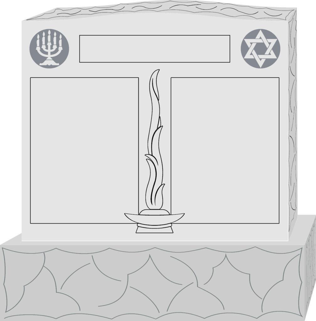 Jewish Double 6