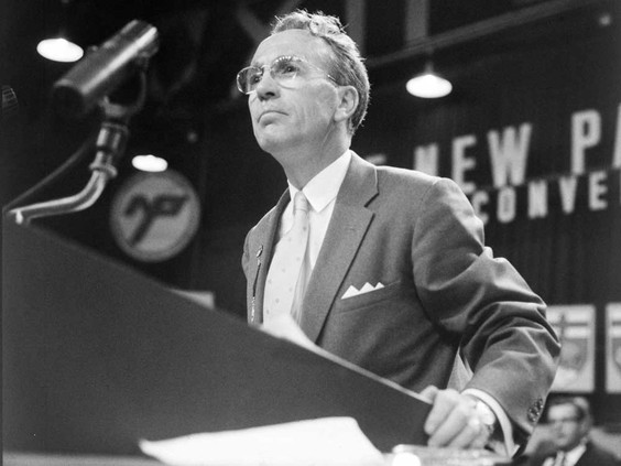Neal Winokur: The morality of Ottawa's towering debt: What would Tommy Douglas do?