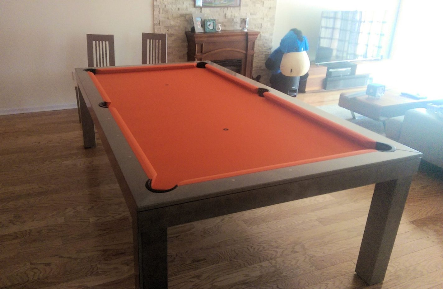Vision Convertible Table, New York State
