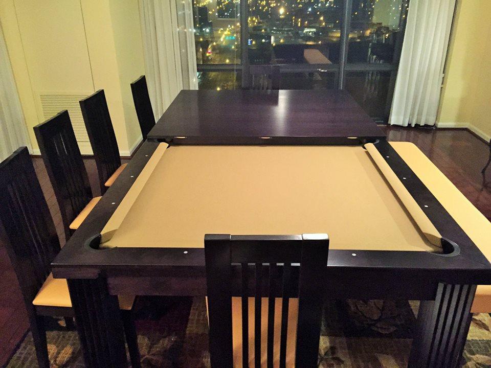 Toledo Convertible Table, Peoria, Illinois
