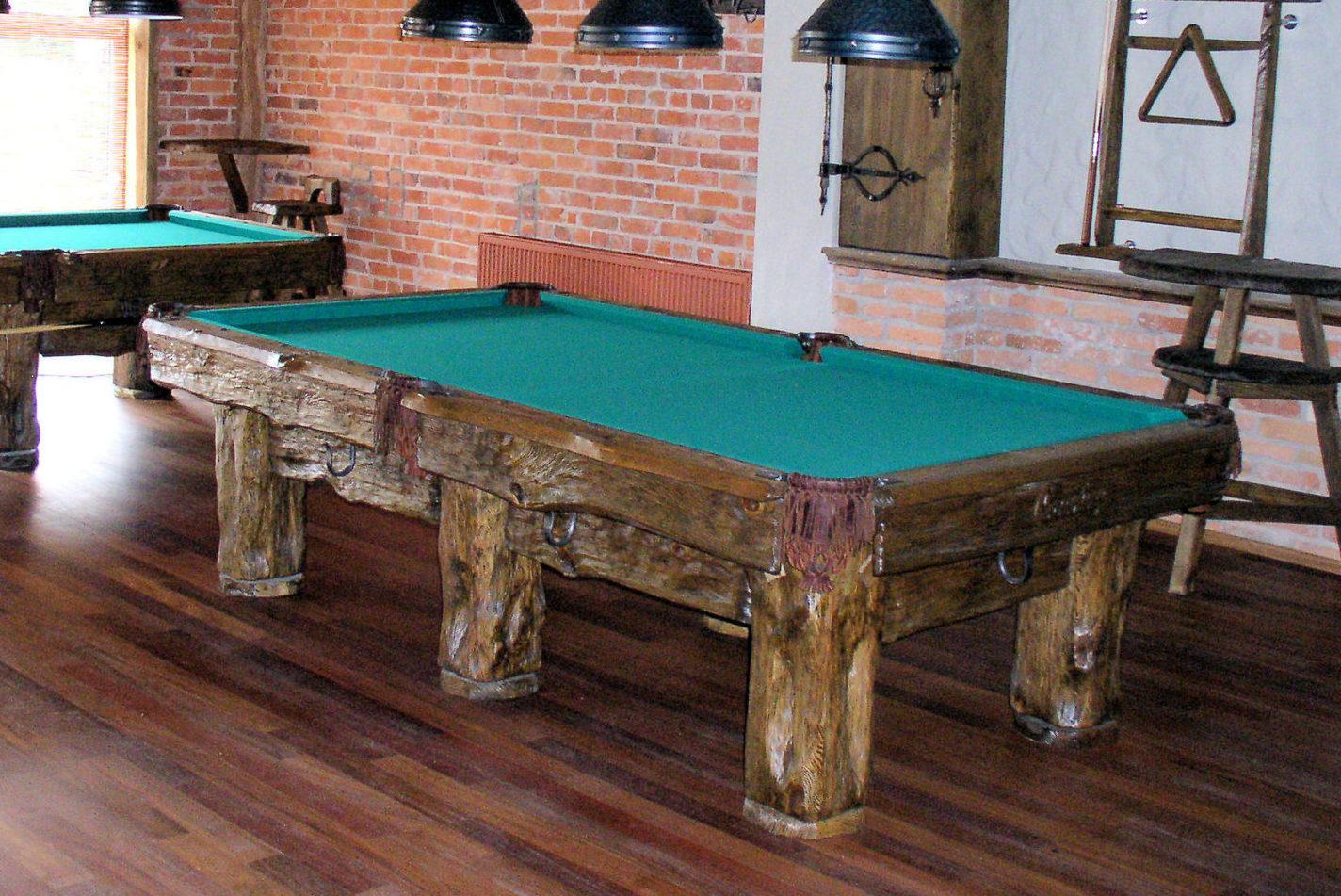 Wilderness Rustic Pool Table, Arizona