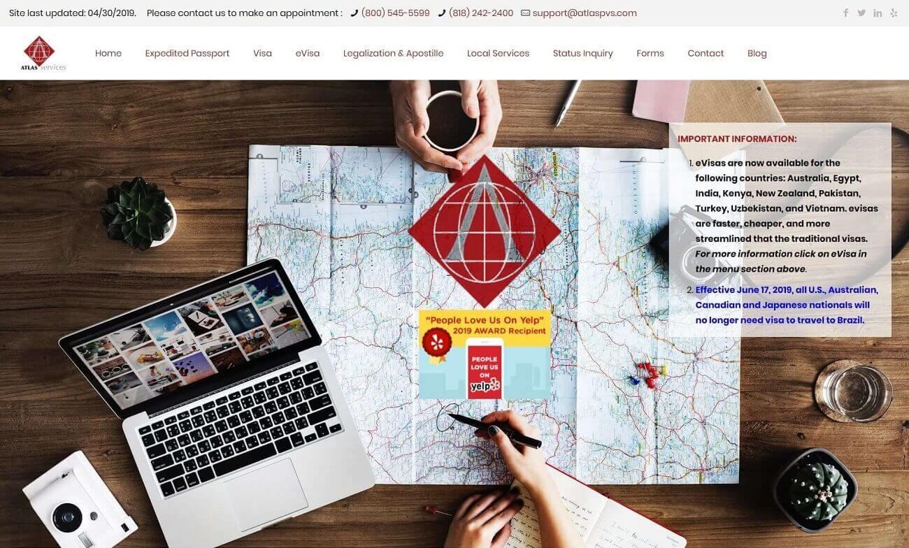 Atlas Passport & Visa Services