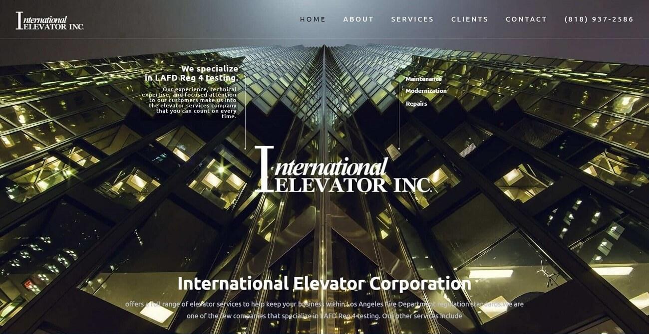 International Elevator Corp.