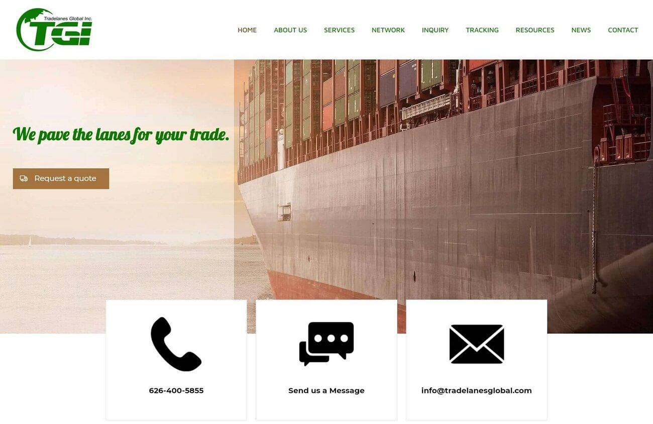 Tradelanes Global Inc.