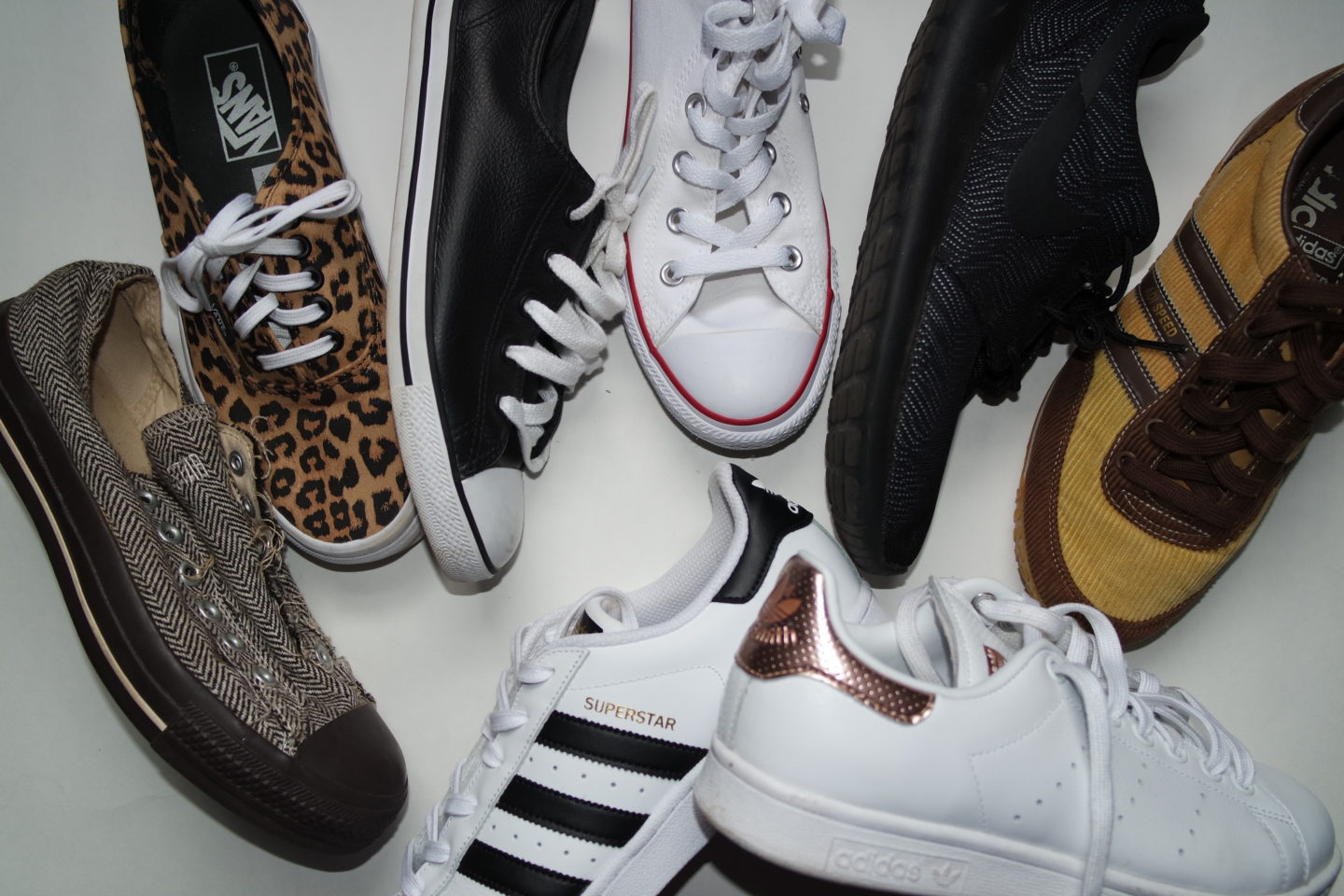 Why I Am Ditching The Heels For Sneakers
